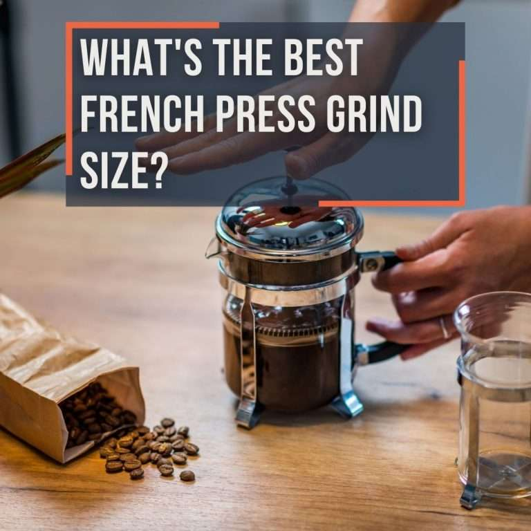 Best French Press Grind Size